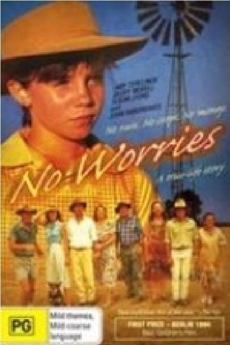 No Worries (film) movie poster