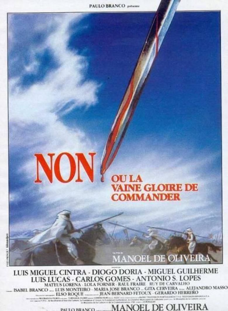 No, or the Vain Glory of Command movie poster