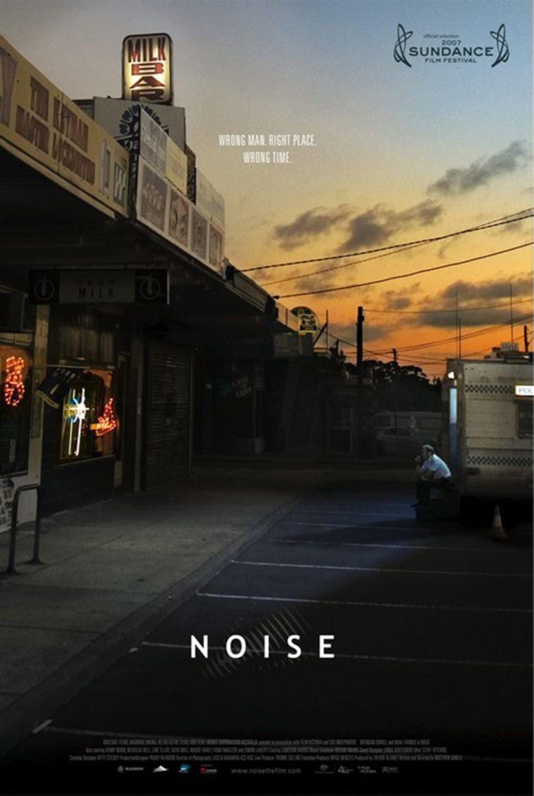 Noise (2007 Australian film) movie poster