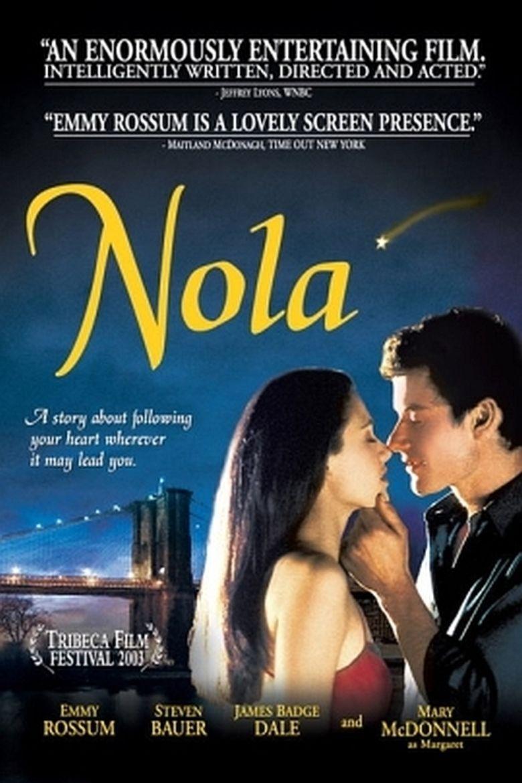 Nola (film) movie poster