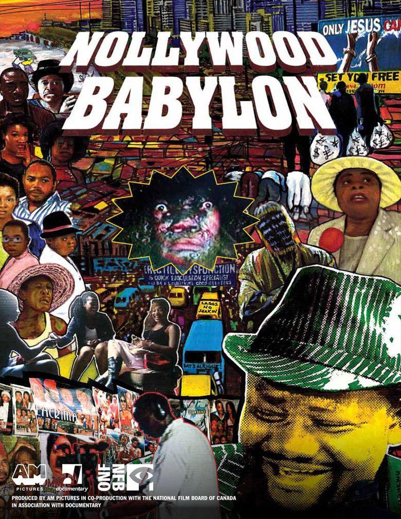 Nollywood Babylon movie poster