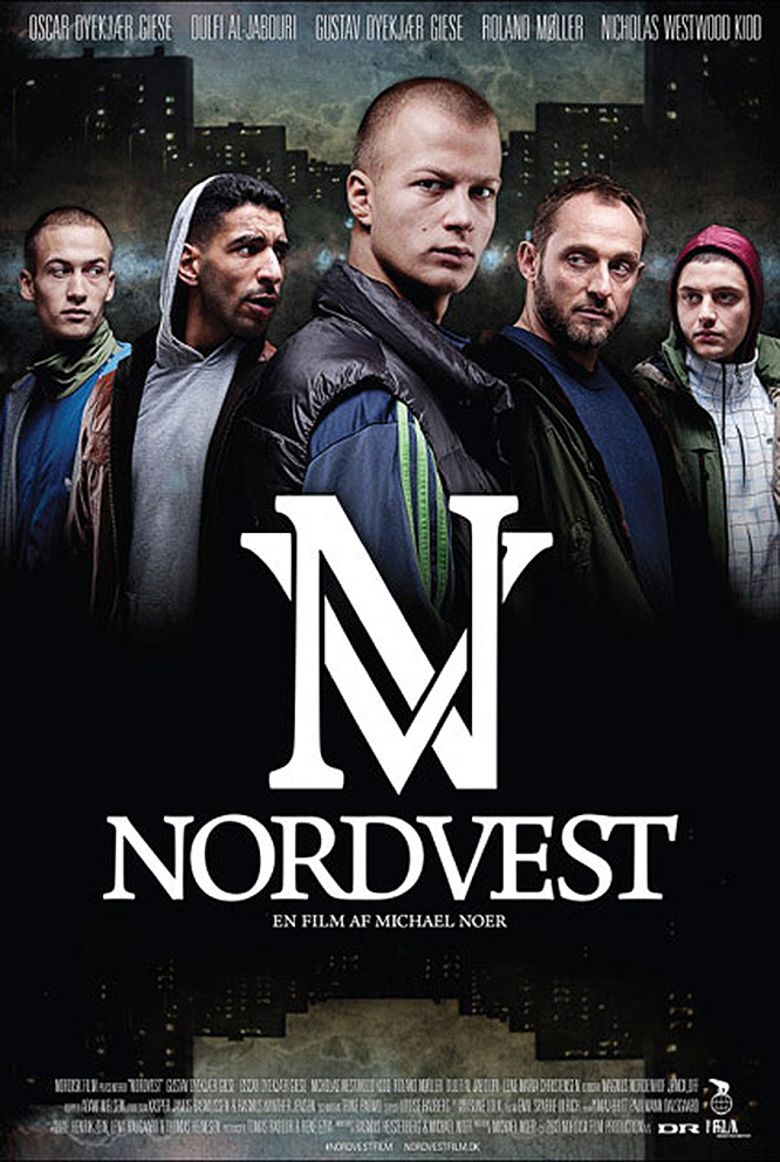 Nordvest (film) movie poster