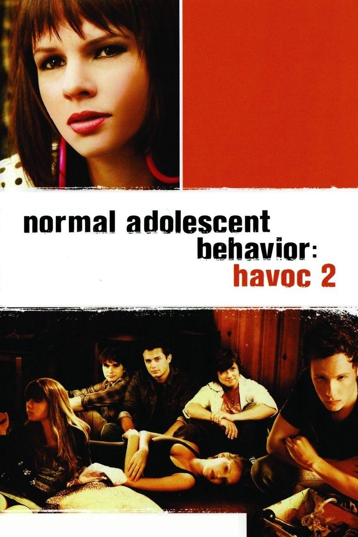 Normal Adolescent Behavior movie poster