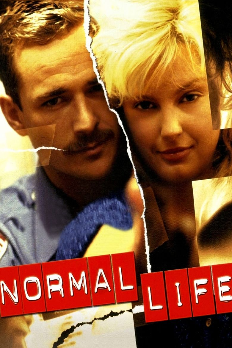 Normal Life movie poster