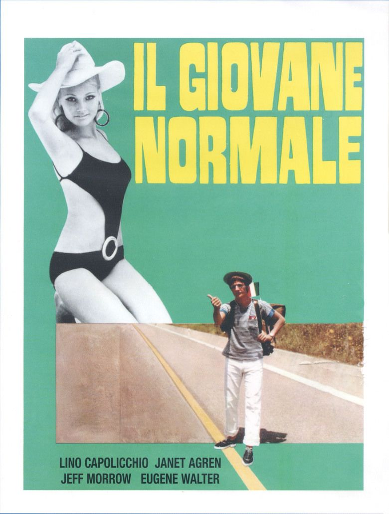 Normal Young Man movie poster