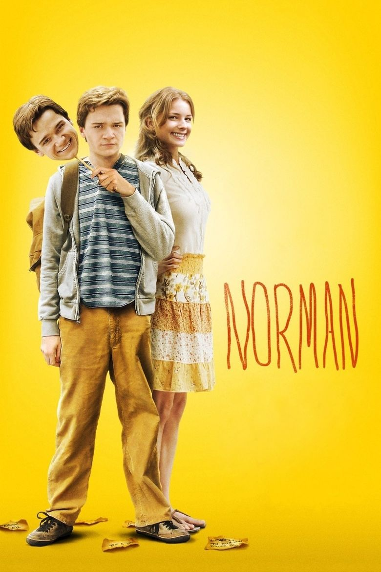 Norman (film) movie poster
