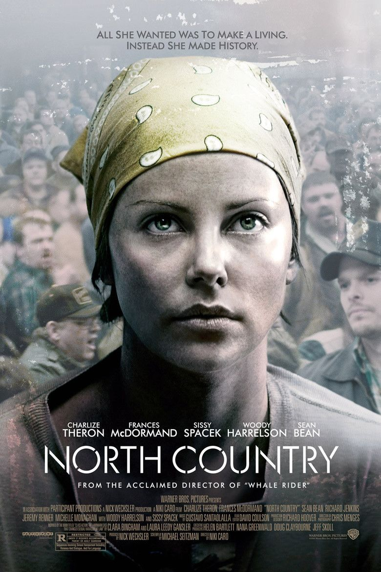 North Country (film) movie poster
