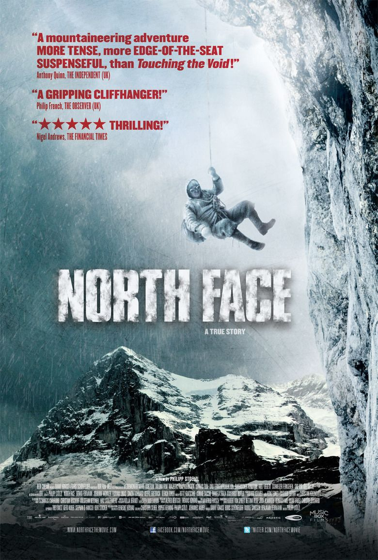 North Face (film) movie poster