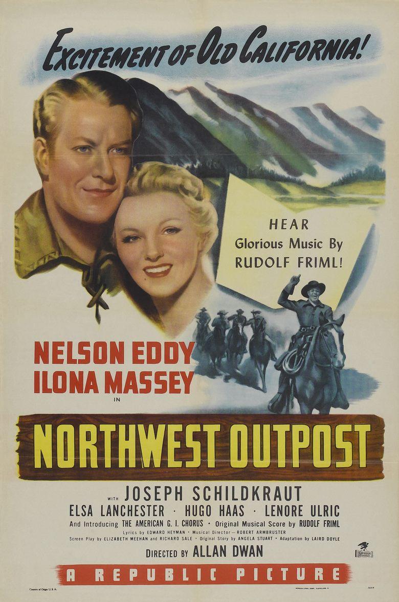 Northwest Outpost movie poster