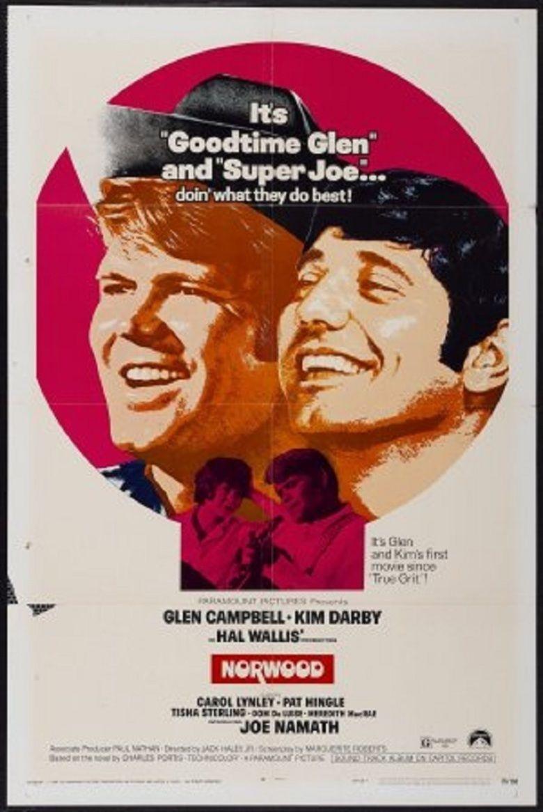 Norwood (film) movie poster