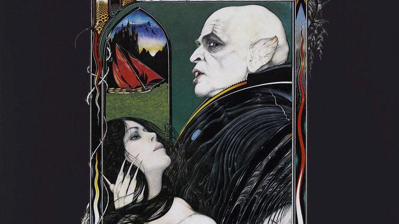 Nosferatu the Vampyre movie scenes