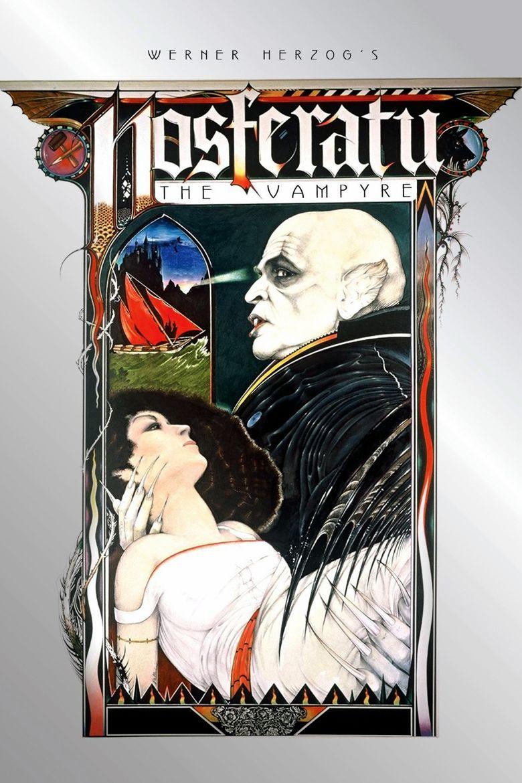 Nosferatu the Vampyre movie poster