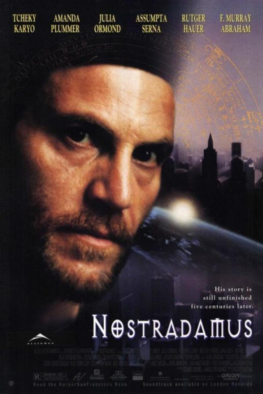 Nostradamus (film) movie poster