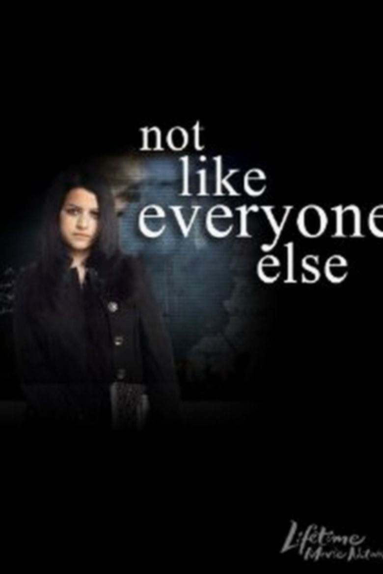 Not Like Everyone Else movie poster