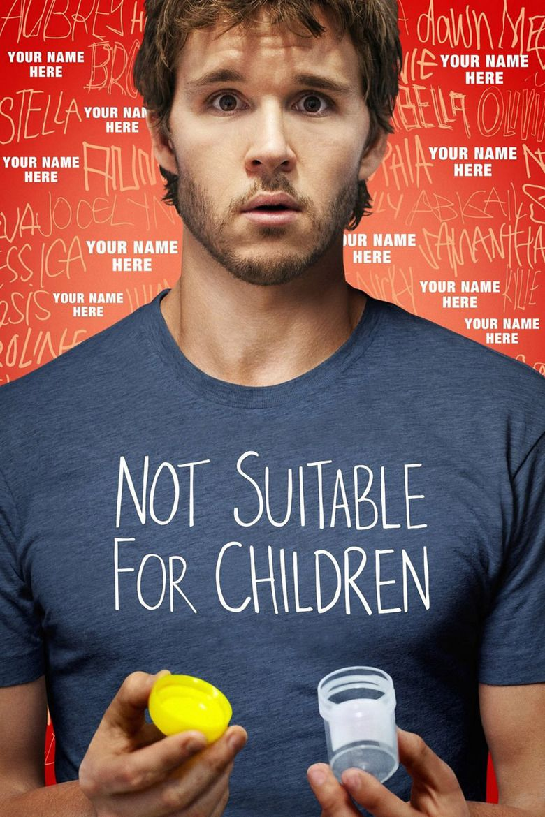 Not Suitable for Children movie poster
