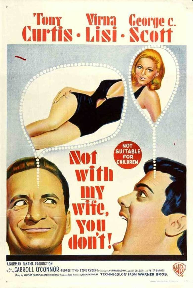 Not with My Wife, You Dont! movie poster