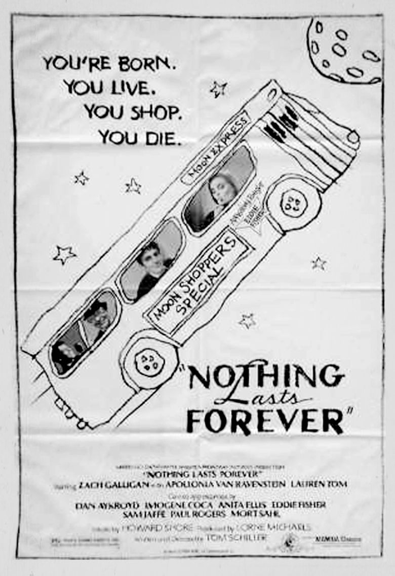 Nothing Lasts Forever (film) movie poster