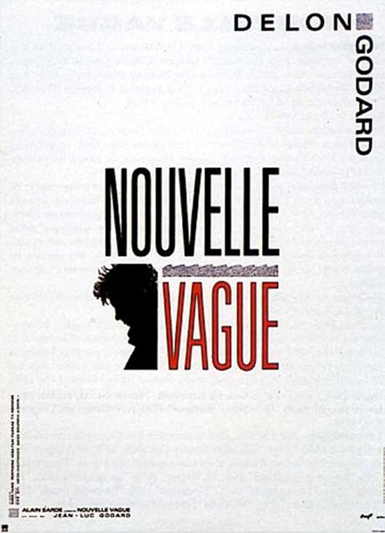 Nouvelle Vague (film) movie poster