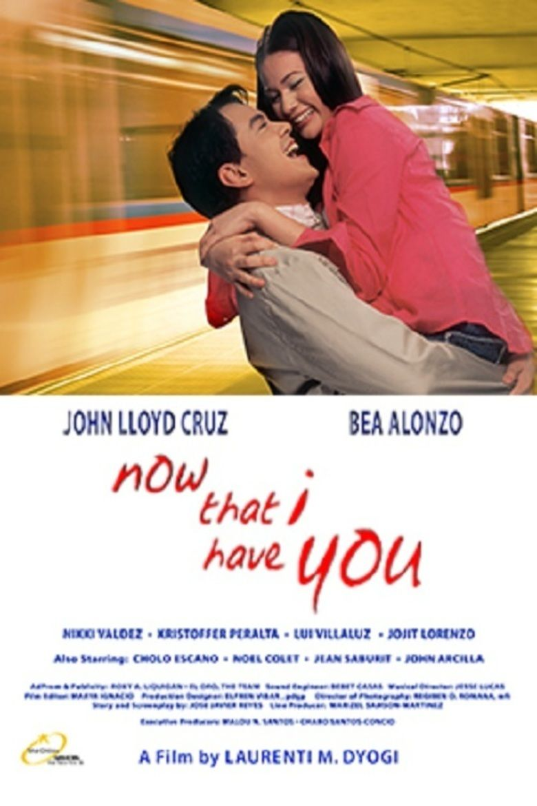 Now That I Have You movie poster