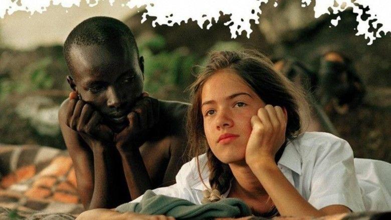 Nowhere in Africa movie scenes