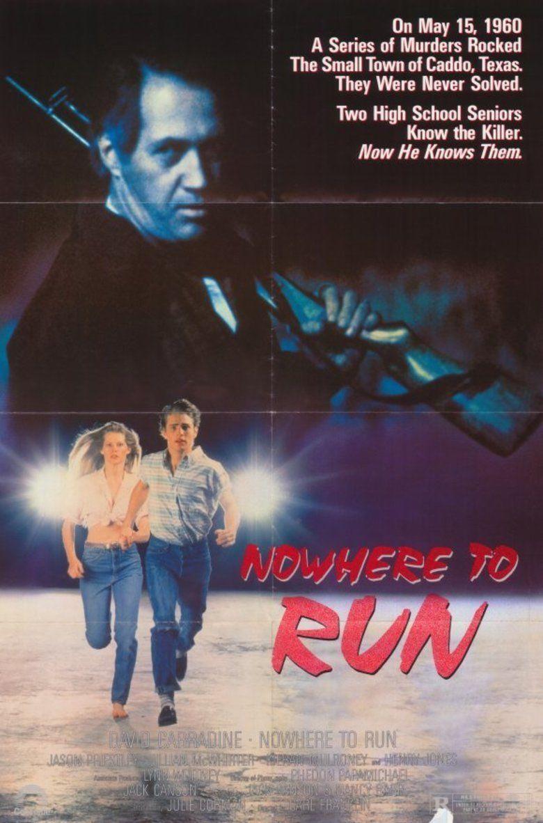 Nowhere to Run (1978 film) movie poster