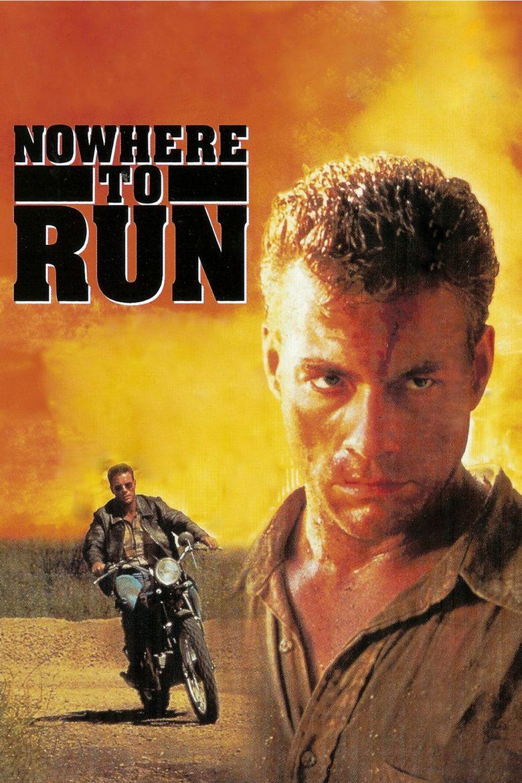 Nowhere to Run (1993 film) movie poster