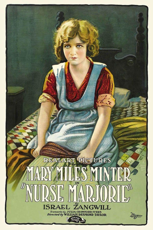 Nurse Marjorie movie poster