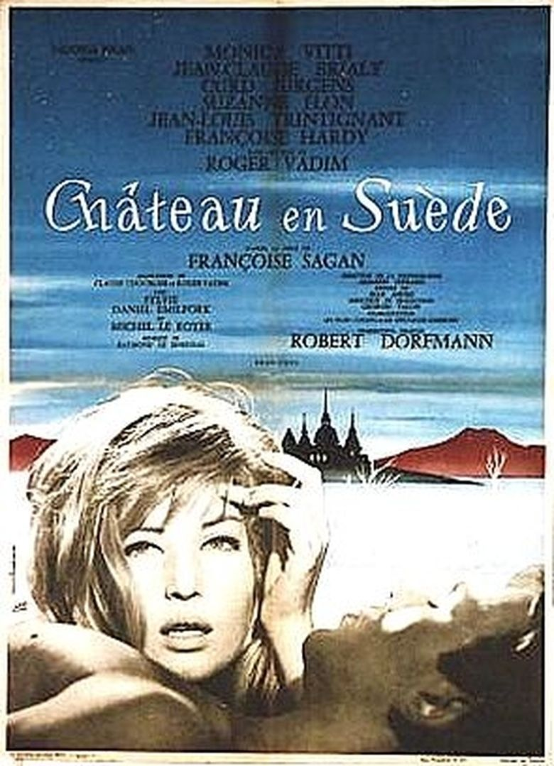 Nutty, Naughty Chateau movie poster