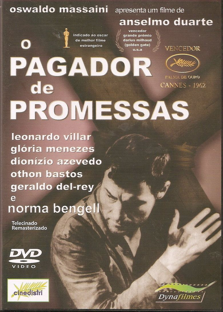 O Pagador de Promessas movie poster