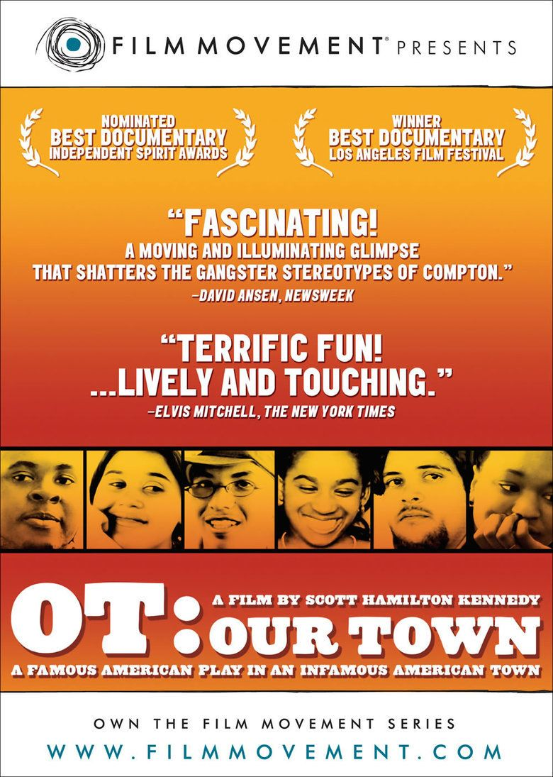 OT: Our Town movie poster