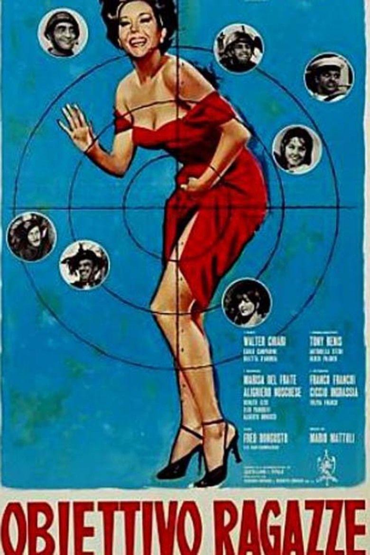 Obiettivo ragazze movie poster
