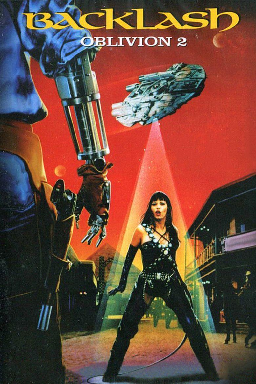 Oblivion 2: Backlash movie poster