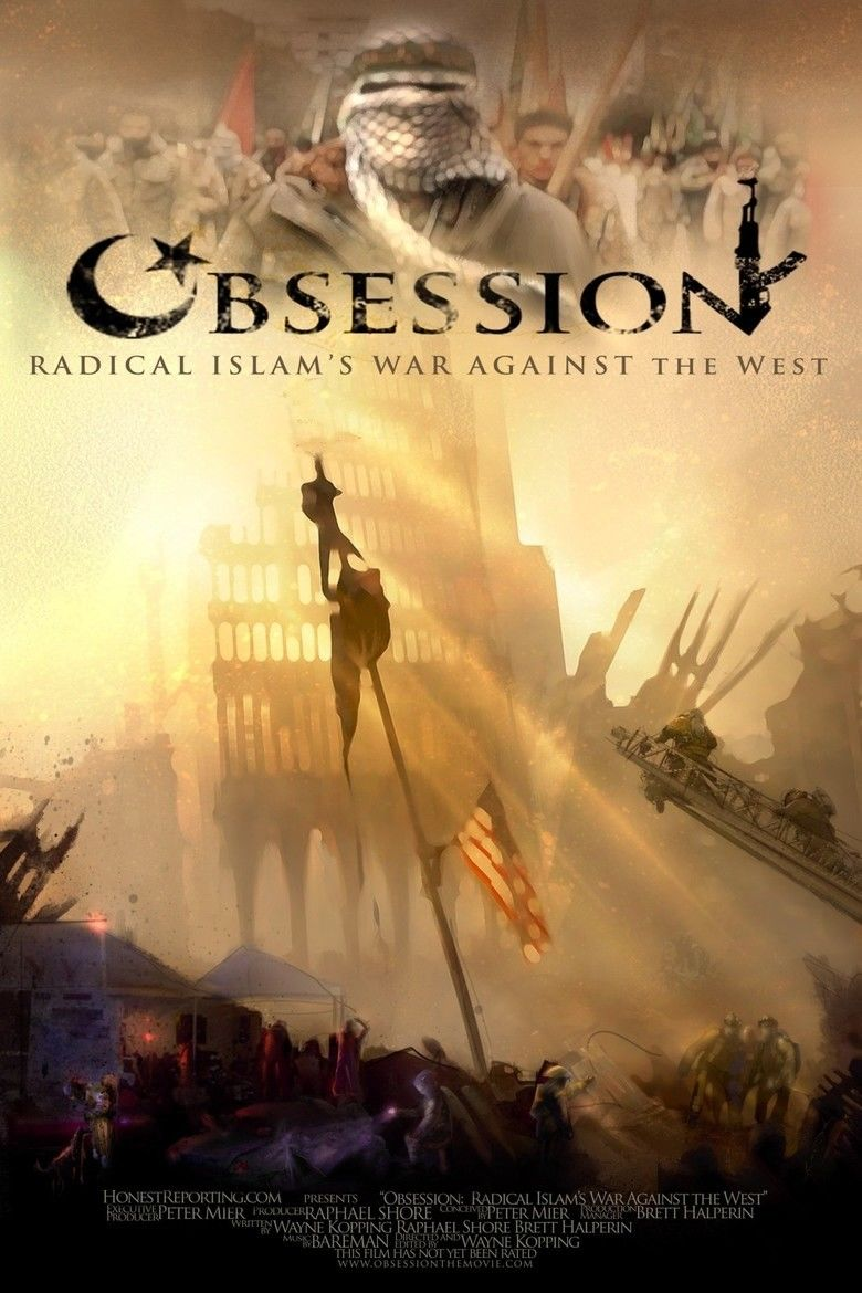 Obsession: Radical Islams War Against the West movie poster