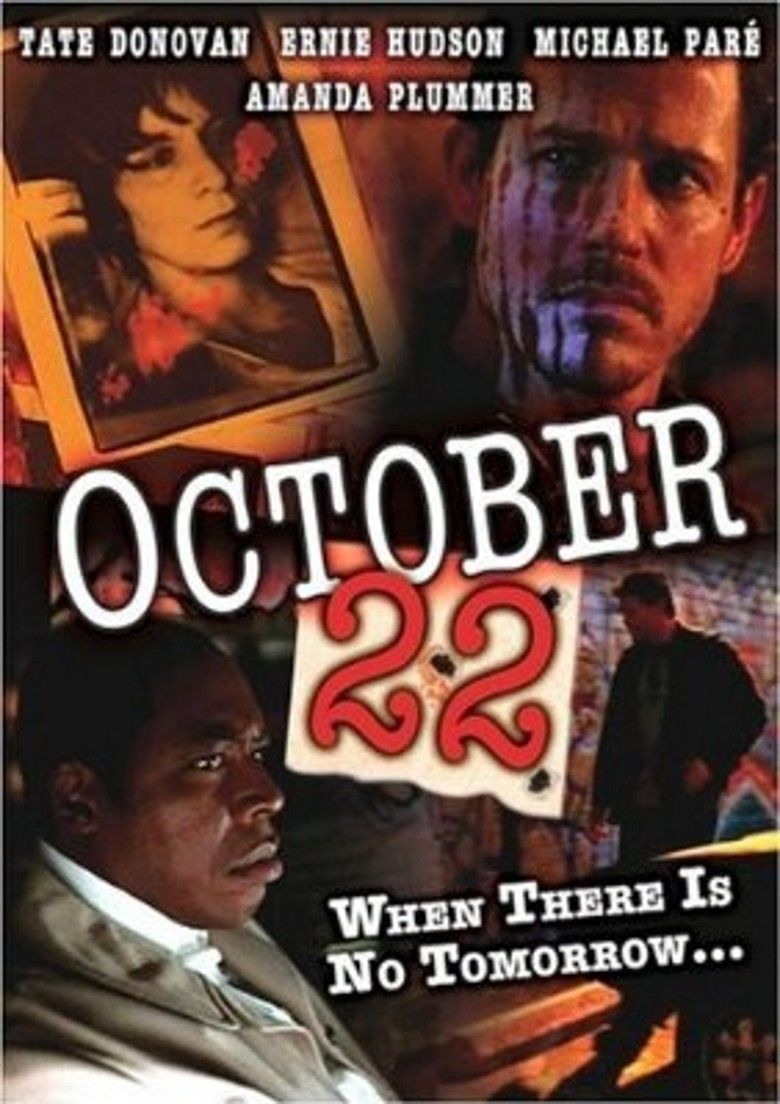 October 22 (film) movie poster