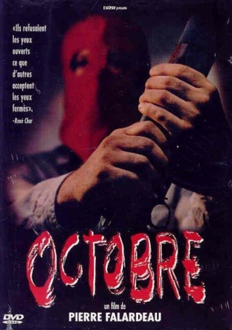Octobre movie poster