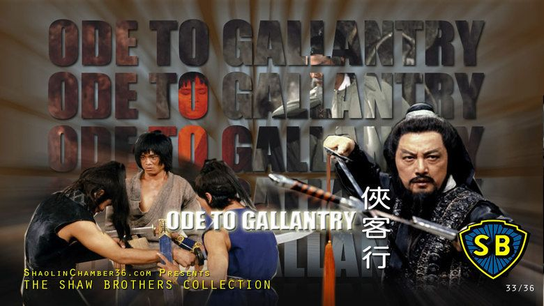 Ode to Gallantry (film) movie scenes