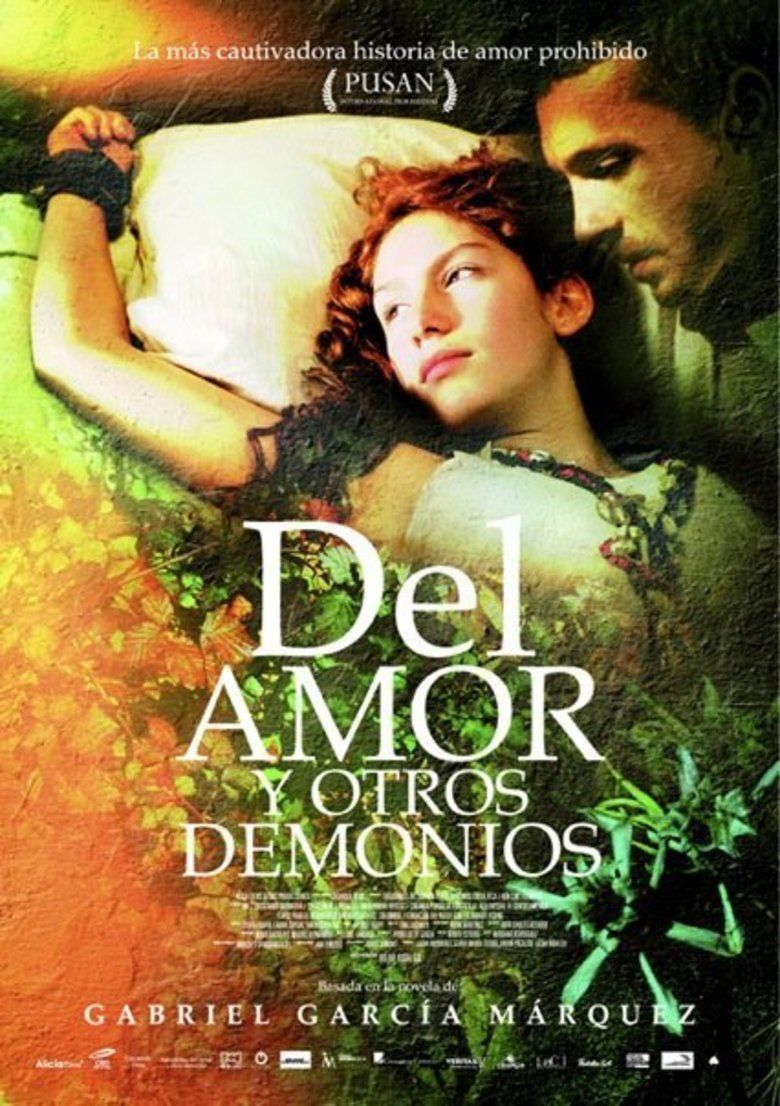 Of Love and Other Demons (film) movie poster