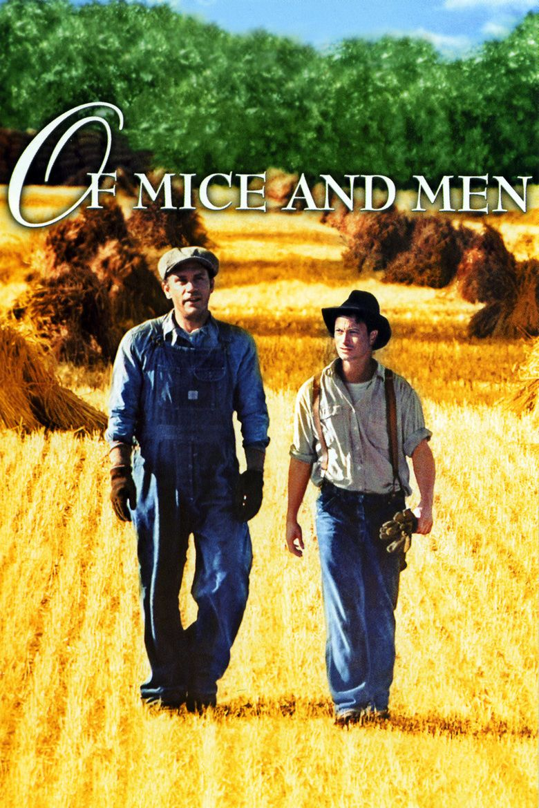 Of Mice and Men (1992 film) movie poster