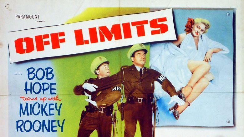 Off Limits (1953 film) movie scenes