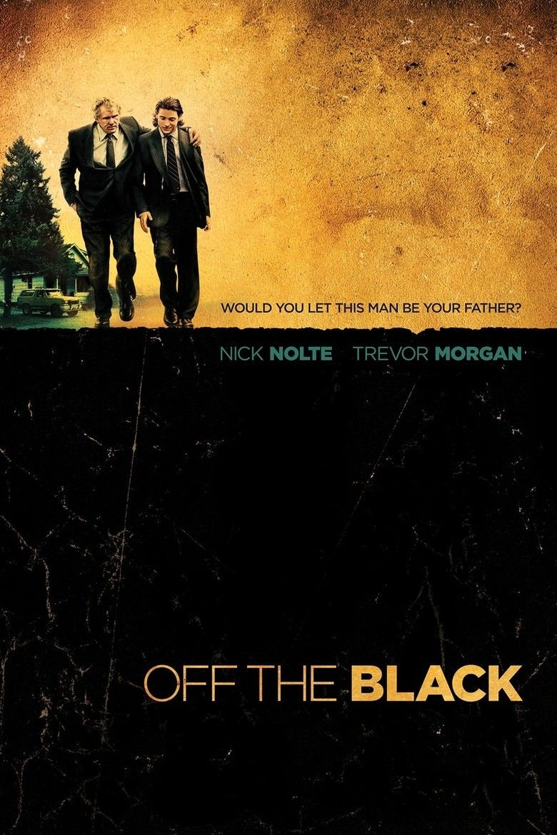 Off the Black movie poster