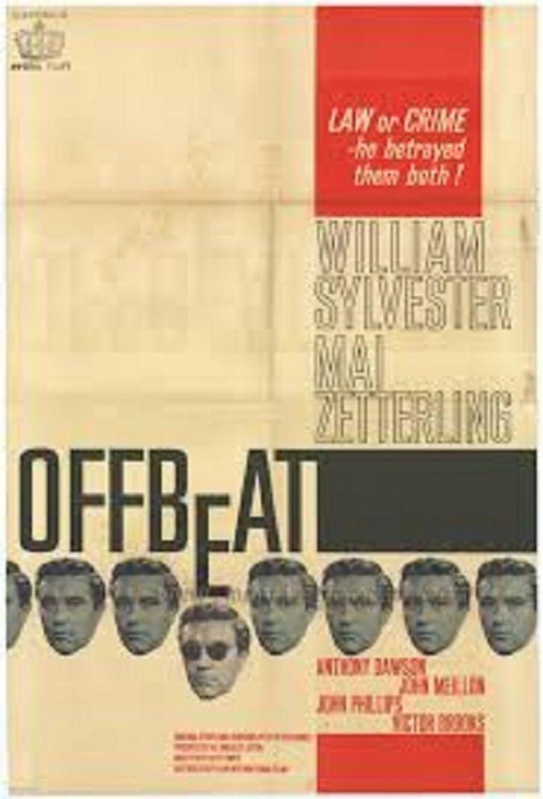 Offbeat (film) movie poster