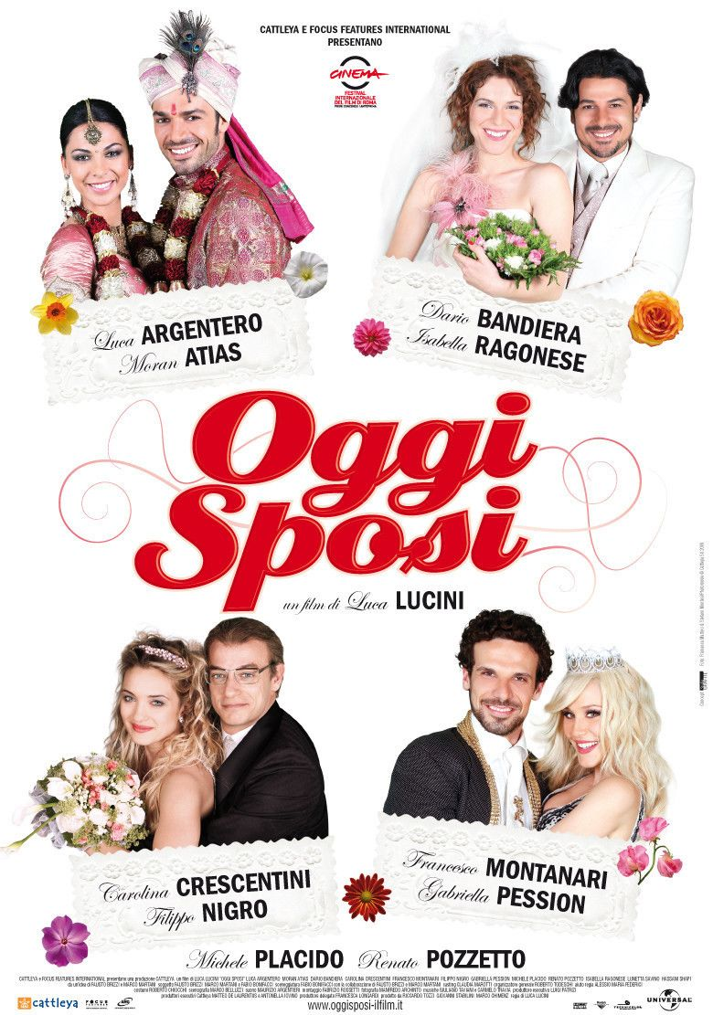 Oggi sposi (2009 film) movie poster