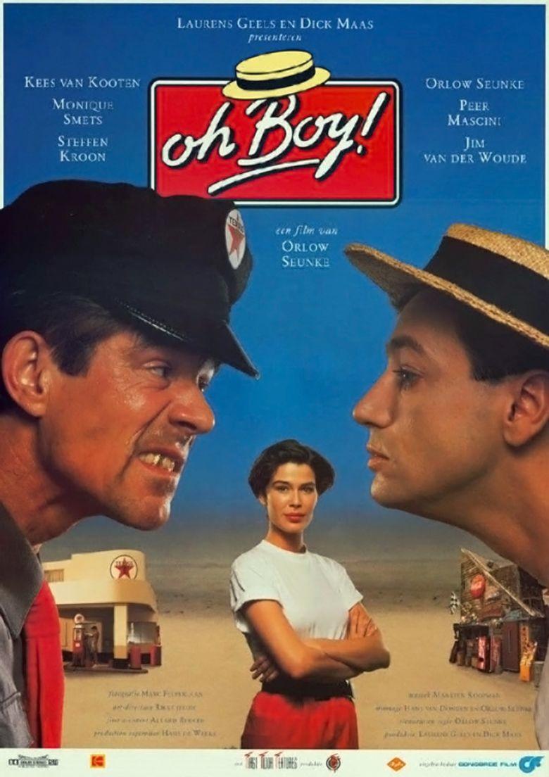 Oh Boy! (1991 film) movie poster