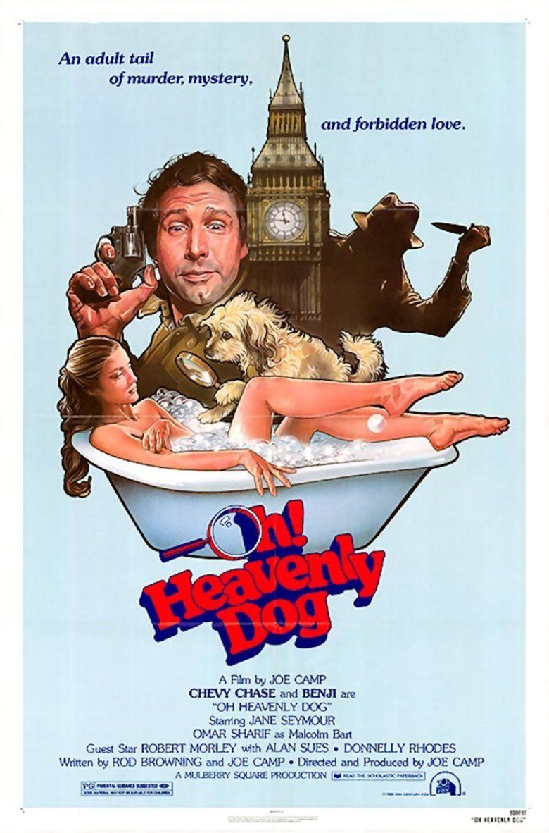 Oh! Heavenly Dog movie poster