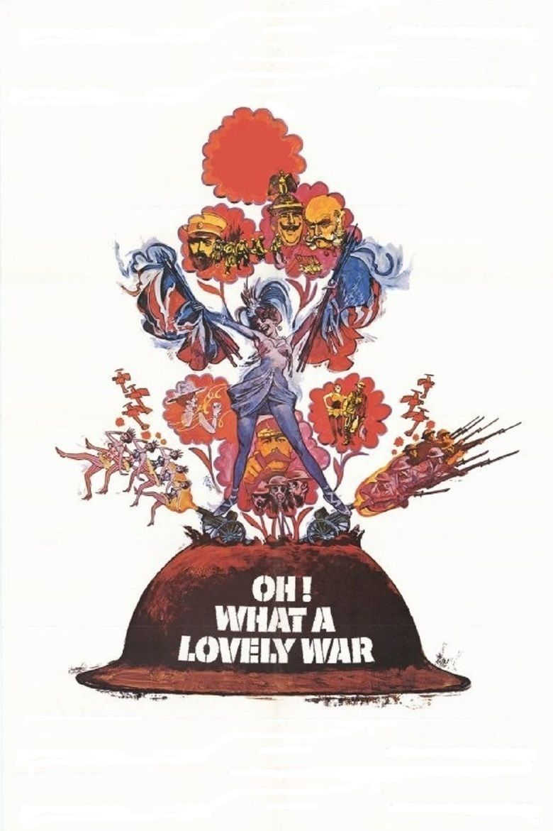 Oh! What a Lovely War movie poster
