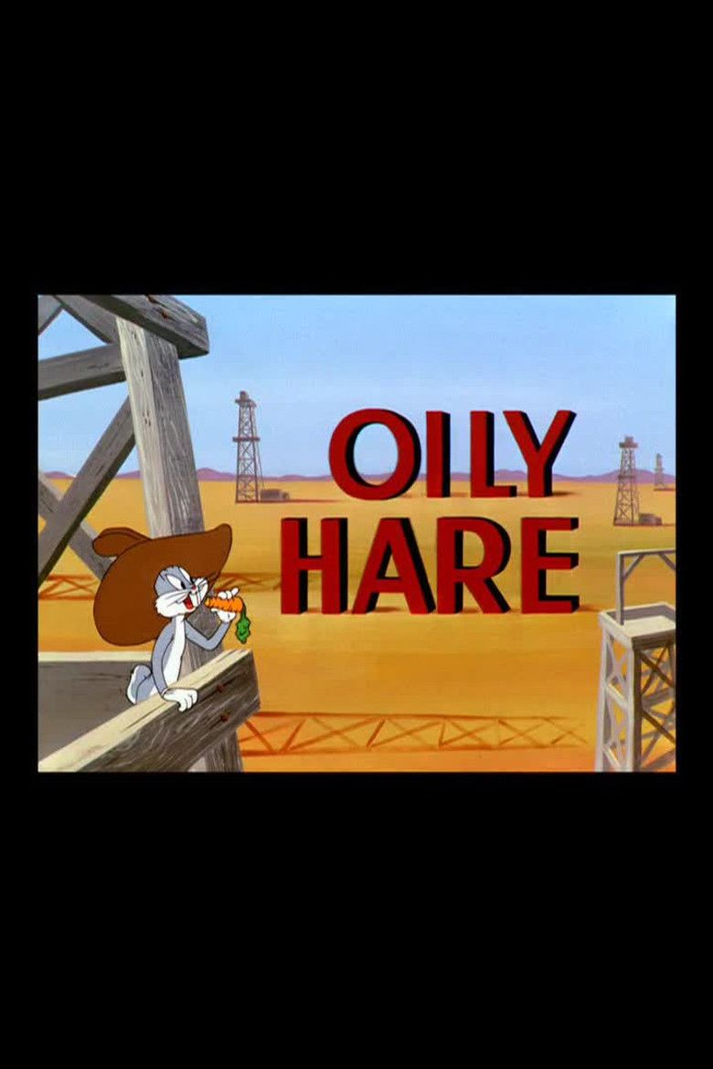 Oily Hare movie poster