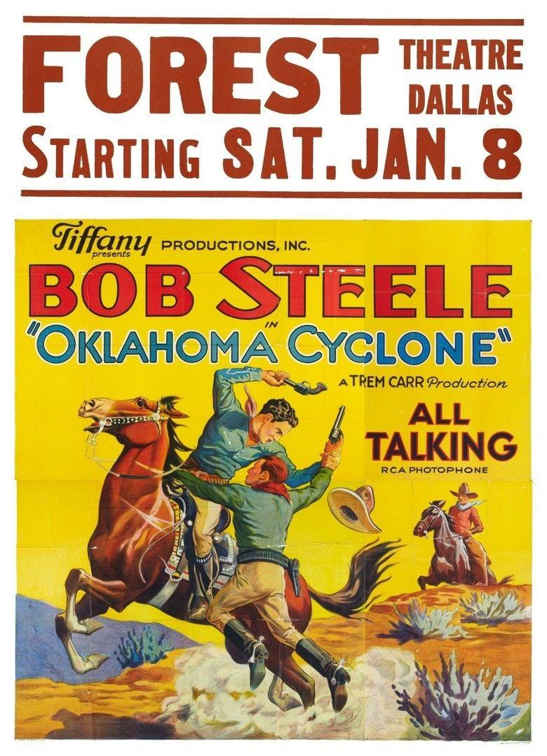 Oklahoma Cyclone movie poster