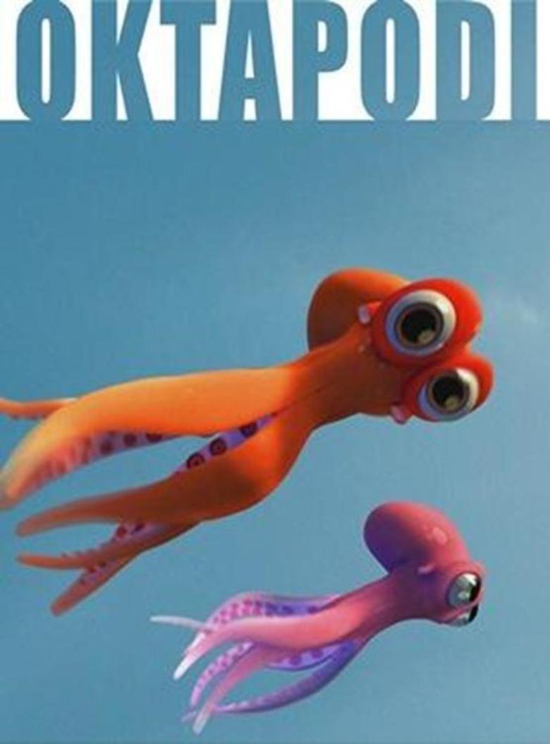 Oktapodi movie poster