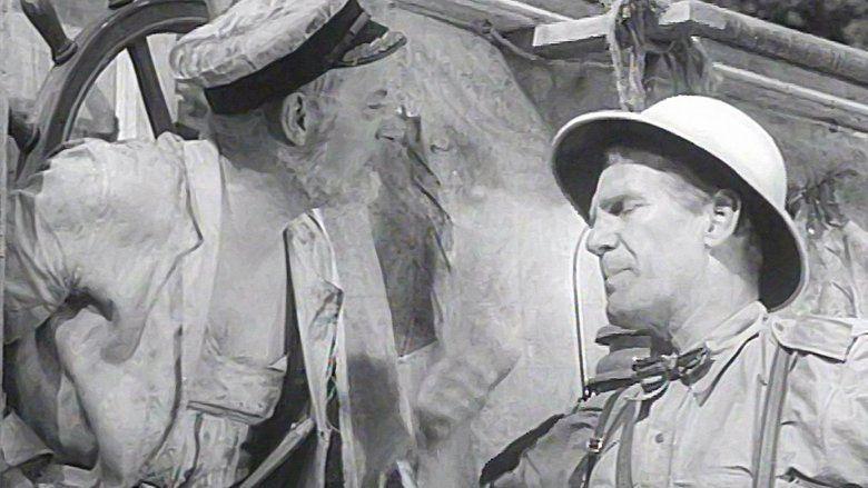 Old Bones of the River movie scenes