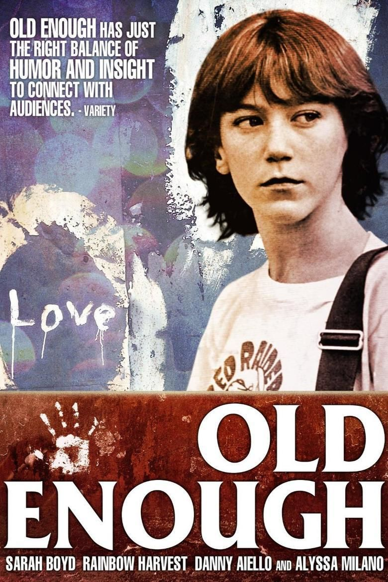 Old Enough movie poster